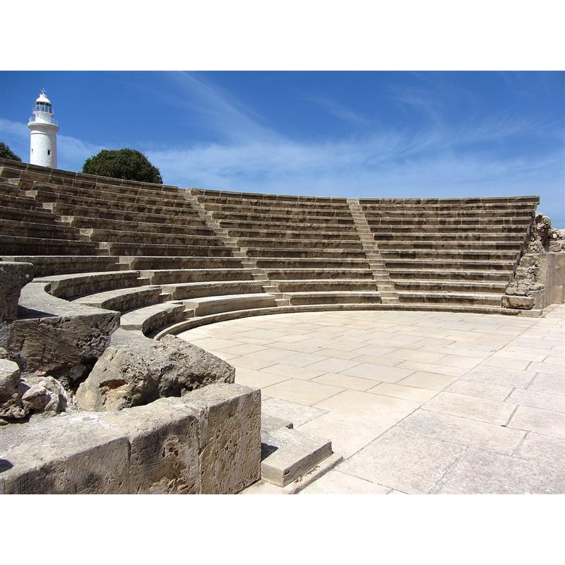 Brief Nach Zypern Dauer : Euro zypern paphos europäische kulturhauptstadt unc