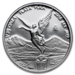 1/20 Unze Silber Mexico Libertad 1/20 Onza 2015 Proof in...