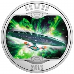 2016 Canada 1/2 Oz Silber 10 CAD First Officer Spock 50...