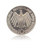 German D-Mark, Federal Republic of...