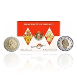 Monaco Circulation Coinsets