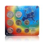 Spain Circulation Coinset