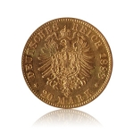 Goldcoins German Empire 1871 - 1914