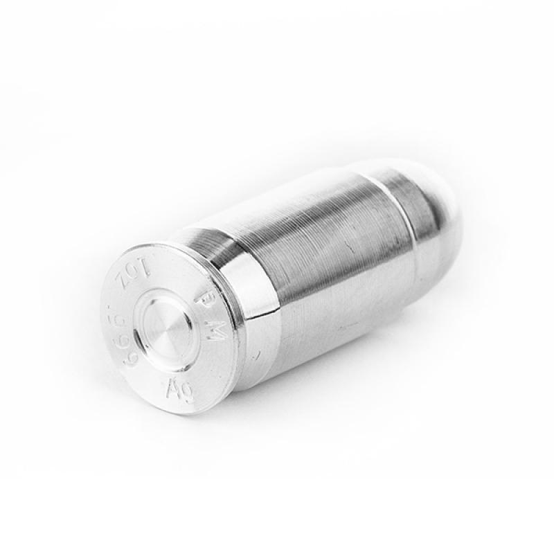 1 Oz Silver Bullet 45 Caliber Acp 999 Fine 24 90