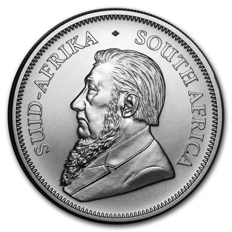 Silber Krügerrand 2021