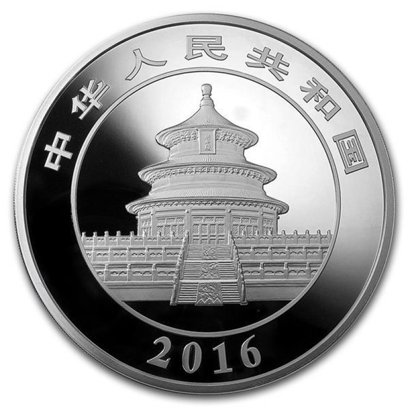 1 Kilo Silver Chinese Panda Proof 2016 1 149 00