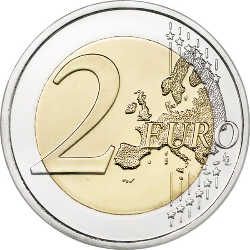 2 Euro Finnland 2015 150 Jahre Akseli Gallen-Kallela unc., 3,49 &euro
