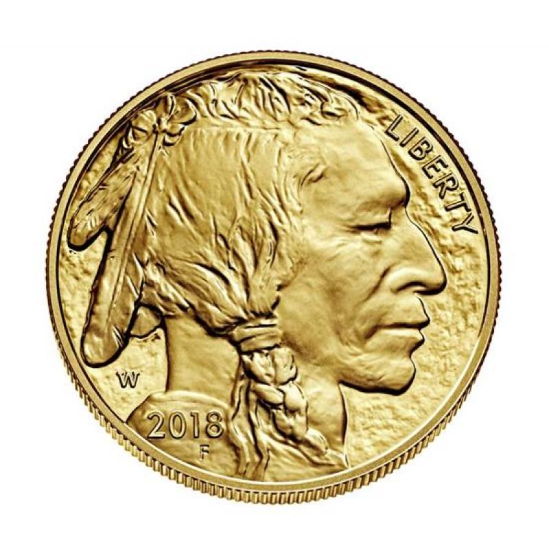1 Unze Gold Buffalo Usa W 2018 Pp 999er Proof 149800 Aur
