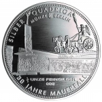 1/2 Unze Silber Germania Quadriga 2019  999,99