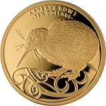1/4 Unze Gold Kiwi 2020  Apteryx Rowi Neuseeland Proof in...