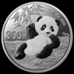 1 Kilo Silber Panda 2020 China Kilo Proof