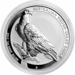 2017 Australien 1 oz Silver Eagle Wedge Tailed Silver Eagle Perth Capsule