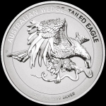 2021 $1 Wedge-Tailed Eagle High Relief 1oz Silver Proof