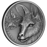 1 Oz Silber Niue Känguru 2021 Ultra High Relief...