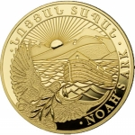 1 oz Gold Armenia 50.000 Drams Noah?s Ark Coin 2020