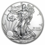 1 oz Silver American Eagle USA 2019