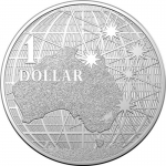 1 Unze  Silber Beneath the Southern Skies 2020 Australien...