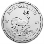 1 oz Silver South African Krugerrand 2020