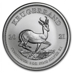 1 oz Silver South African Krugerrand 2021