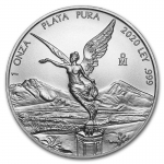 1 Oz Silver Mexico Libertad 1 Oz 2020 Brilliant Uncirculated