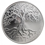 1 Unze Silber Niue Tree of Life Truth Series 2018