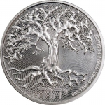 2019 Tree of Life Niue Silver Coin 1 oz - Truth Coin Series
