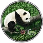 1 Unze Silber Panda 2016 China Ounce of Space - Chinese...