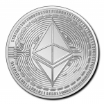 2020 Republic of Chad 1 oz Silver Crypto Series -...