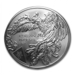 1 oz Silber Südkorea South Korea Phoenix 2020