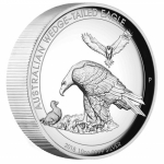 10 Oz Silber Australian Wedge Tailed Eagle 2018 High...