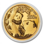 15 g Gold Panda Brilliant Uncirculated 2021