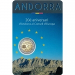 2 Euro Andorra 2014 Joining The Council of Europe 10....