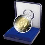 Belgium 2 Euro International Year of Plant Health 2020...
