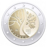 2 Euro Estonia 2017 Way to Independence