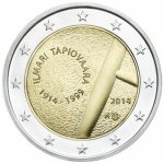 2 Euro Finland 2014 100. Anniversary of Birth ofIllmari...