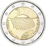 2 Euro Finland 2015 150 Annivasary of Birth of Akseli...