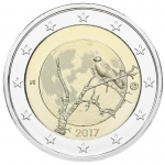 2 Euro Finland 2017 Finnish Nature