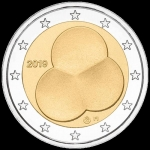 2 Euro Finland 2019 100 years of the Finnish Constitution...