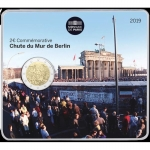2 Euro Frankreich 2019 30 th Anniversary of Fall of...