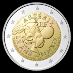 2 Euro France 2019 60 Years Asterix - Proof in Box