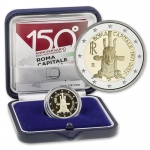 2 Euro Italy 2021 Rome Proof in Box