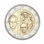 2 Euro Luxembourg 2015, 125 Year Dynastie...