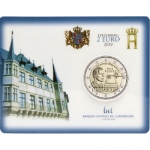 2 Euro Luxemburg 2019  100 years of universal suffrage in...