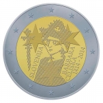 2 Euro Slovenia 2014 600 Anniversary of Introduction of Barbara von Cilli