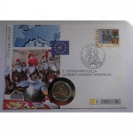 2 Euro Vatican Numisletter 2006 Pontifical Swiss Guard...