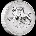 2021 Australien 2 oz Silver Eagle Wedge Tailed Silver...