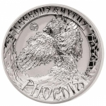 2 Oz Silver Ultra High Relief  Myths & Legends...