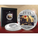 20 Dollars Cook Island Masterpieces of Art - Delacroix -...