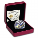 2018 Canada 1 Oz Silber 120 CAD Royal Astronomical...