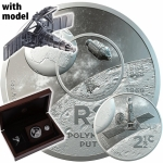 50th Anniversary of Moon Landing Pratleys Polymer Putty...